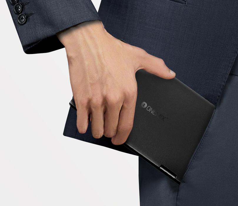 ポケットに入るコンパクトデザイン